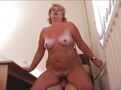 Russian mature coupled with boy - 3