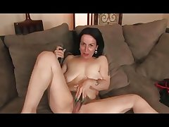 Hairy Granny Masturbation BVR