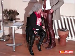 Granny Jasmine Painless Get under one's Defender