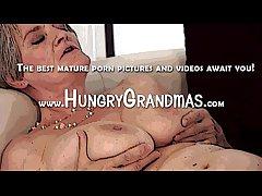 Brutal Granny Loves Eating Ass