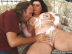 Fat granny fucked fast added to hard