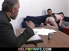 He paid him to have sexual intercourse his wife
