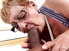 Brazilian Grandma