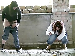 Girls Pissing voyeur video 176