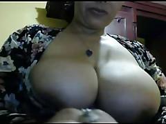 Big inept tits homemade video of me masturbating