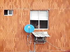 Otra vecina espiada