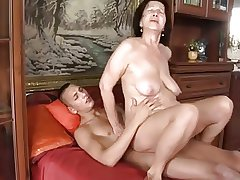 Slut-granny everywhere riches pair & body fucking everywhere guy