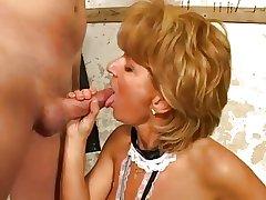 Mature woman and pal - 22