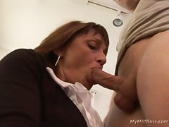 Jillian Foxxx - My MILF Boss 2