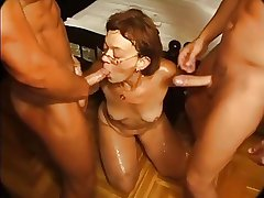 Granny and a handful of young men - 5