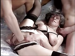 Beneficent GRANNY FUCKED Together with FISTED BY TWO MEN