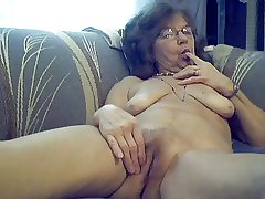 64 y.o. sweet sexy granny with long barb