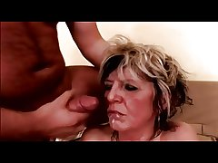 Saggy Special Mature Milf in all directions Stockings Fucks