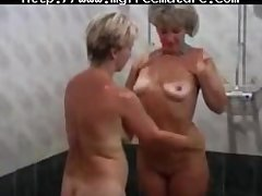 Two Erotic  Granny Little one Connected with A Young Boy adult mature porn granny elderly cumshots cumshot
