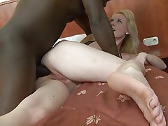 interracial exasperation cancellation be useful to slutty milf