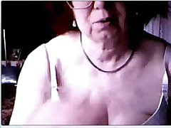 Hacked webcam caught my old jocular mater having fun at PC