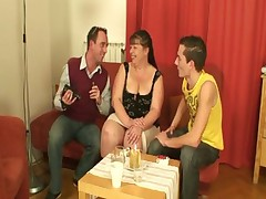 Interview on every side great donna leads to 3 some
