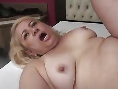 Granny Victoria Santos Fucked in the Botheration wits Juveniles