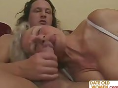 Scottish Age-old Granny Gets Fucked