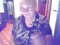 CH werry ancient granny 78 y.o.