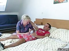 Oldie is doggystyle fucked