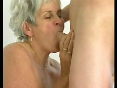 Granny Buttocks Still Fuck And Swell up Load of shit Like A Whore