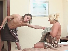 Rosemary and Mike live mature show
