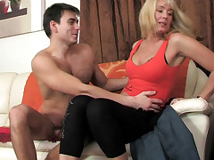 Bridget together with Clifford red hot mature movie