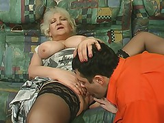 Louisa and Bertram live mature show