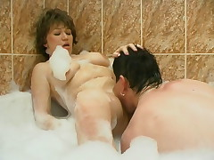 Sara added to Vitas red hot mature action