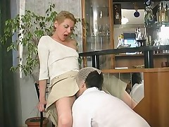 Alice and Adam nasty full-grown counterfeit