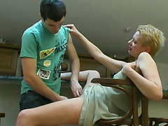 Ella and Jozy white-hot hot mature pellicle
