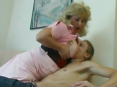 Rosemary with an increment of Marcus kinky mature behave oneself