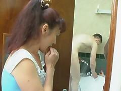 Lillian and Oscar deviating adult video