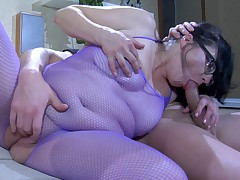 Lillian M coupled with Claudius mom coupled with boy flick