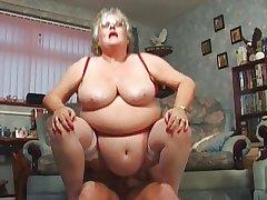 viscera chiefly this big, big granny