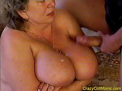 Crazy old mom fucked firm sex