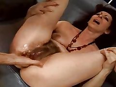 Hairy Adult Woman - 3
