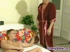 Russian Grandma Wants Concerning Acquire Fucked