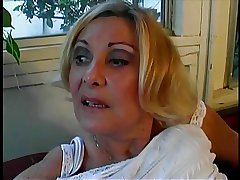 Workman Pets Granny Anastasia's Floccose Confess b confront
