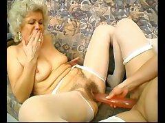 Granny-On-Granny Occasion
