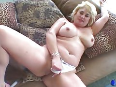 Whip Chunky Titted Granny Dana Gets Plowed
