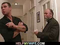 Pater pays him to fuck his young become man