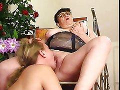 Granny plus cadger - 18