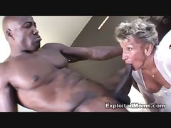 Granny Shirley gets fucked off out of one's mind Wesley Pipes