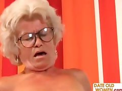 Queasy Granny With respect to Glasses