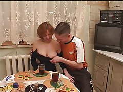 RUSSIAN MATURE FUN Just about 2 YOUTHS