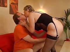 Dispirited Of age Milf Fucked