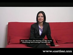 Casting - Romance milf loves the cock