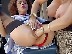 Cute mature - Huge trifle - Fisting